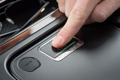Bentley has introduced a technology seemingly pulled from a James Bond film. It's a biometric security system to access a hideaway storage compartment for the Bentayga SUV. The system, developed by Bentley's commissioning division Mulliner, requires a fingerprint scan to access the storage compartment. The system is integrated with the compartment made of…