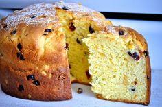 Panettone kolač