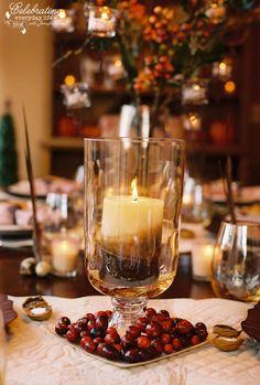 cranberries Decorating Ideas | ... Ideas, Green Thanksgiving Decor Ideas, Eco-friendly Thanksgiving Decor