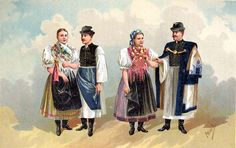 Folk Dance, Hungary, Inspire, Costumes, Dress Up Clothes, Fancy Dress, Men's Costumes, Suits
