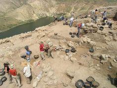Ausgrabungen in Jordanien - Nimm an einer Ausgrabung teil
