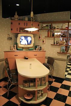 50's prime time cafe @ Disney Studios.. Yummy
