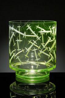 Rony Plesl - Objetos con Vidrio