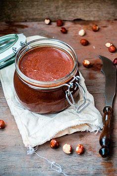 Nutella é bom demais? Imagina feita em casa com ingredientes bons e selecionados por você!