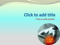 Orthopedics & Rheumatology PowerPoint Template - Free Download