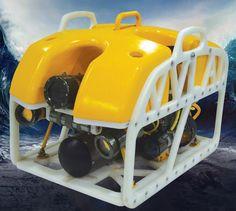 Vvl-V600-4t Rov, Unterwasserroboter, Unterwasserbeobachtung, Unterwasserrecherche, tauchende Tiefe 400m, Kabellänge 50-600m foto auf de.Made-in-China.com