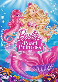 Barbie in the Pearl Princess DVD