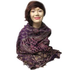 """BEAUTIFUL FLOWER MULTI COLOUR REALY NICE & LOVELY Scarf Shawl Pashmina Wrap Throw - Over 1000 beautiful colours to choose from (Approx. 50 x Approx. 80) 70% Cotton/30% Polyester HandWash This fashionable pashmina scarf, wrap or shawl is the perfect finishing touch to almost any outfit. by HelloThailand. $15.99. BEAUTIFUL FLOWER MULTI COLOUR  REALY NICE & LOVELY Scarf Shawl Pashmina Wrap Throw - Over 1000 beautiful colours to choose from (Approx. 50"""" x Ap..."""