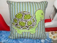 Made this for Jacob... Rag pillows are the new rag quilt... easy, and cute.