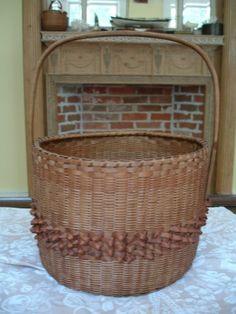 Antique American Indian Basket