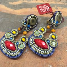 Aventure earrings. #doricsengeri #jewelry #casual #earrings