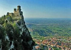 This and That and More of the Same: It's San Marino for beauty and charm