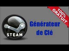 Générateur de clé Steam v3.4 - Comment Avoir Les Jeux Steam Gratuit 2013
