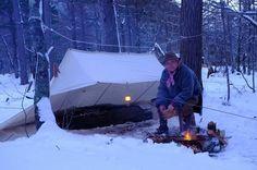 Old Timer Winter Whelen Camp