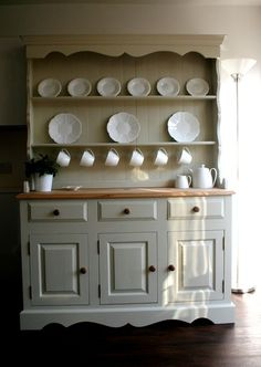 White Kitchen Dresser kitchen dressers - our pick of the best | kitchen dresser
