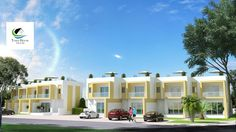 TOWN HOUSE VILLAS - Summer is calling you in NORTH CYPRUS