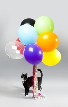 A Diary of Lovely: Bonbon Balloons