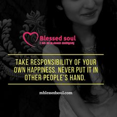 Take responsibility of your own Happiness. never put it in other people's hand.  #passion #enthusiasm #doingwhatilove #power #happiness #lovewhatyoudo #efforts #myown #greatfeeling #workmotivation #funwork #strength #commitment #potential #professionalism #worth #seeking #improve #acknowledge #believe #lifegoals #newchapterinlife #excitingtimeahead #endoftheyear #beginings #lookforward #nothingisimpossible #thankfullness #dontgiveup #beingalive