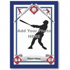 Baseball Card Template Word Inspirational Make Your Own Baseball Card Business Card Template Baseball Card Boxes, Baseball Card Template, Trading Card Template, Card Templates, Baseball Season, Baseball Mom, Softball, Employees Card, Baseball Birthday Party