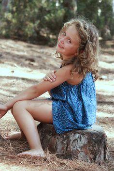 Chloé spring 2015 dress with designer's signature piping. @chloefashion #chloegirls #SS15 #spring #summer #springsummer2015 #childrens #kids #childrenswear #kidswear #kidsfashion #girls
