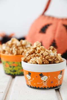Caramel Popcorn video from weelicious.com