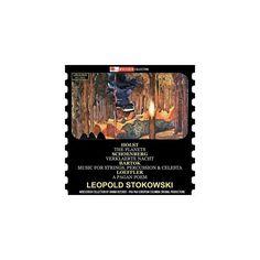 Samuel Barber & Leopold Stokowski - Stokowski Conducts Holst Shoenberg Bartok (CD)