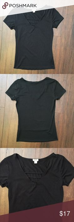 Firm Price! NWOT! Ballerina Top New without tag! Have not worn. Garage Tops Tees - Short Sleeve