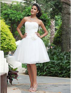 ERIS - Vestido de Noiva - USD $ 69.59