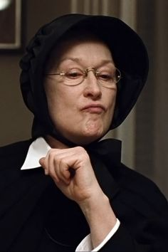 Meryl Streep in Doubt (2008).