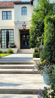 Stories • Instagram Planter Garden, Garage Doors, Mansions, House Styles, Outdoor Decor, Instagram, Home Decor, Decoration Home, Manor Houses