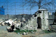 Okmeydanı Namazgâhı, 2004. Foto: Şinasi Acar arşivi