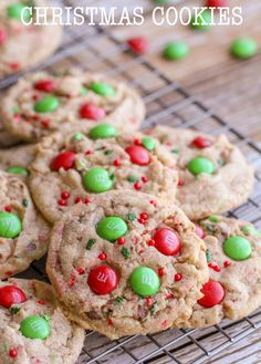 Christmas Cookies - our family's favorite christmas cookie to make to give to friends, neighbors and Santa!! YUM!