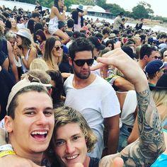 Castaway Rottnest you did not disappoint  turning mates into family  #castawayfestival#castaway#beachparty#bestday#sodrunk#goodtimes#rottnestisland#beachbum by matymarks http://ift.tt/1L5GqLp