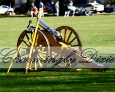 Citadel Cannon Boomer  signed print only by CharminglyDixie, $10.00