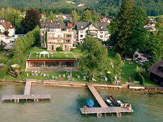 Seehotel Brandauer's Villen**** mit zentraler Lage am Wolfgangsee und buntem Herbstangebot. www.austria.at/villa-brandauer