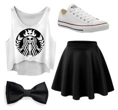 Edgy date outfit
