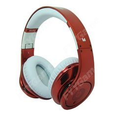 Monster Beats By Dr Dre High Performance Headphones Plated - Red-Monster Headphones-fyygame.comhttp://www.fyygame.com/