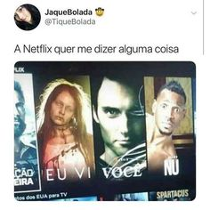 Translation, Does Netflix want to tell me anything? [I saw you naked. Funny Images, Funny Pictures, Ver Memes, Otaku Meme, Pretty Little Liars, Wtf Funny, Comedy, Nerd, Netflix