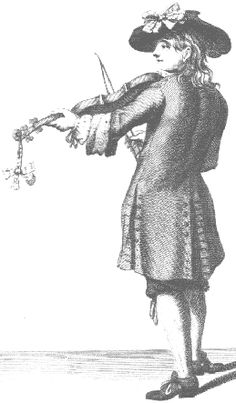 Common Men's Clothing in the Early Baroque Period