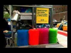 Els 5 dies d'Ikea a Manhattan. Tots 5 plens de diverses accions de guerrilla per la ciutat.