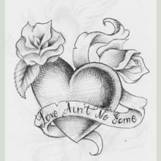 I'm working on incorporating the heart into a tattoo idea