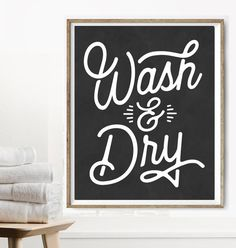 Wash and Dry Primitive