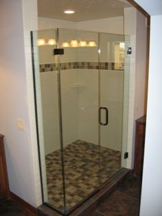 2 sided shower enclosure frameless one side clear and one side shower enclosures with panels at 90 degrees with a glass to glass clamp door has planetlyrics Image collections
