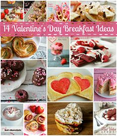 valentine's day breakfast recipe ideas