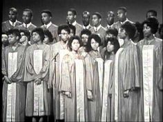 "Stereo CULTURE Society — CultureSOUL: ""Watcha Gonna Do"" - Professor Alex Bradford & The Bradford Singers c. 1960s"