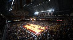 Williams Arena: Home to Gopher Men's and Women's Basketball