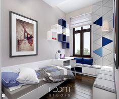 Mały pokój dziecka dla chłopca - aranżacje, pomysły, inspiracje - homebook