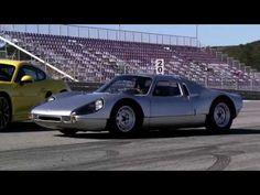 Porsche Cayman S on Portimao race track video with engine sound