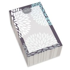 Grey Mums Chunky Notepads