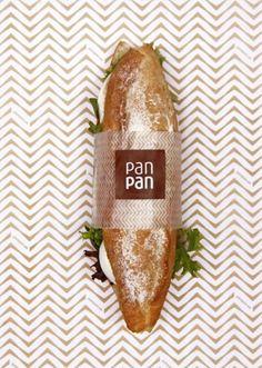 PanPan bakery chain : Rocío Martinavarro — Designspiration
